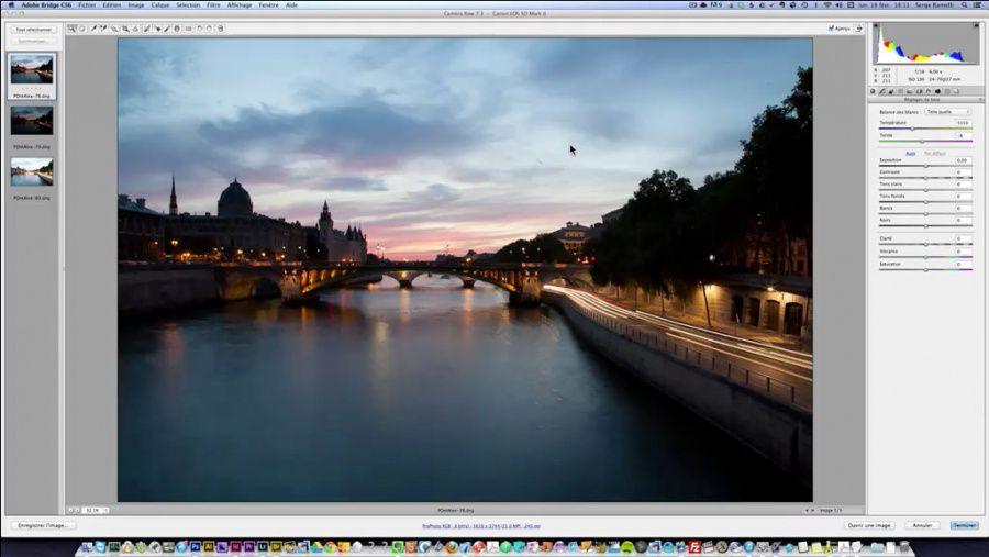 tuto vidéo serge ramelli digital blending paysage photo