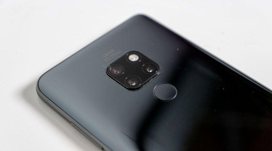 Huawei Mate 20 dos