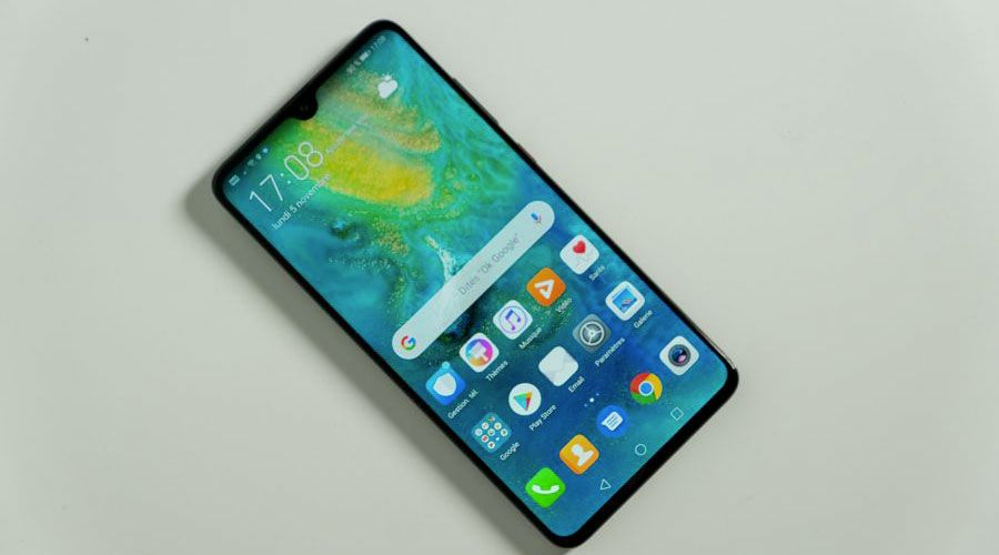 Huawei Mate 20 écran