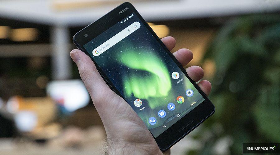 Nokia 2.1 face