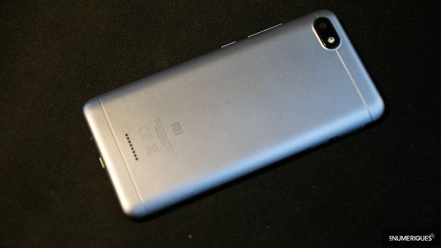 Xiaomi Redmi 6A dos