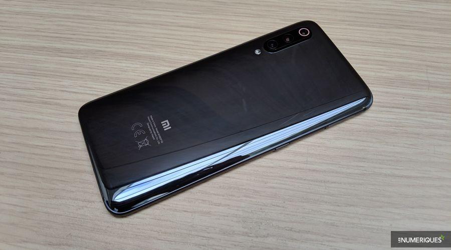 Xiaomi mi 9 design