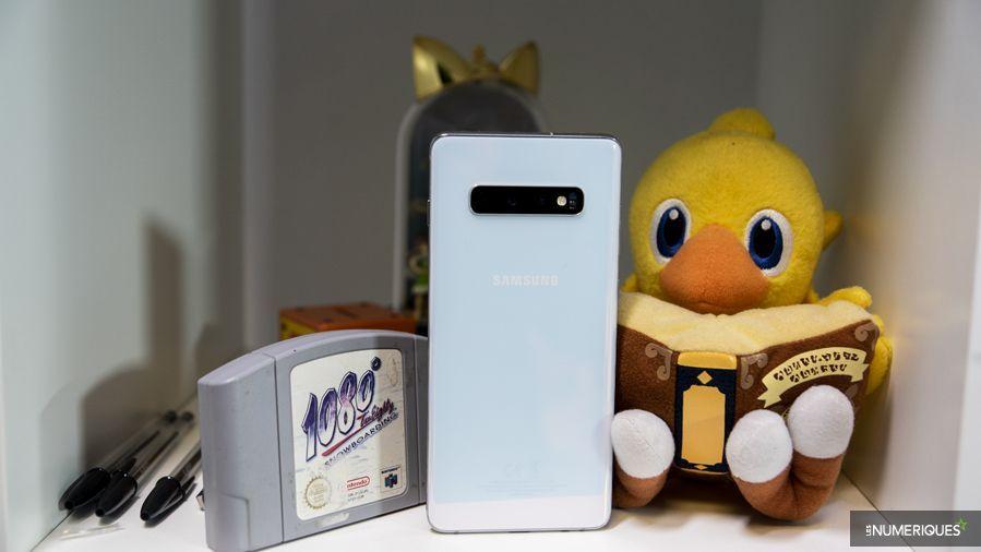 Samsung galaxy s10+ dos
