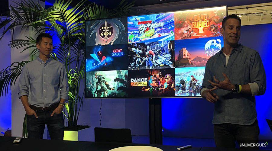 On a essayé les nouveaux casques de VR d'Oculus, le Quest et le Rift