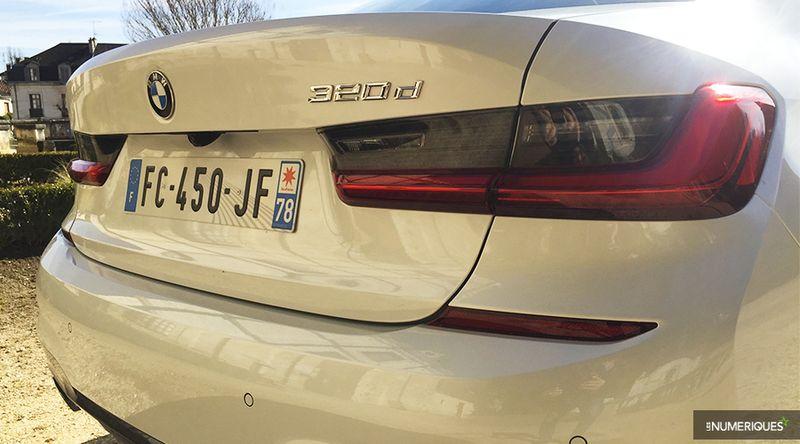 Prise en main BMW Série 3 : le plaisir de conduite ...
