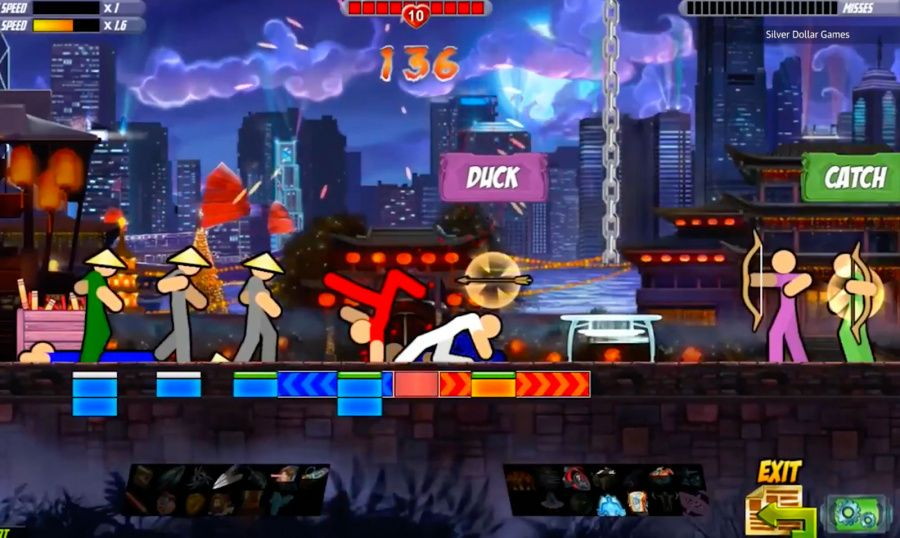 One Finger Death Punch 2_ingame.jpg