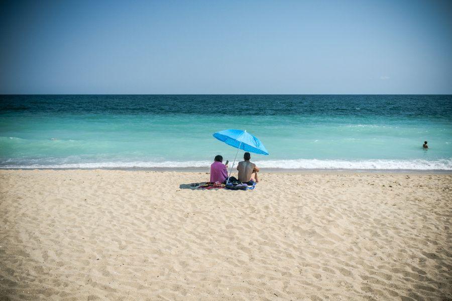 Réussir ses photos à la plage : aide à la composition