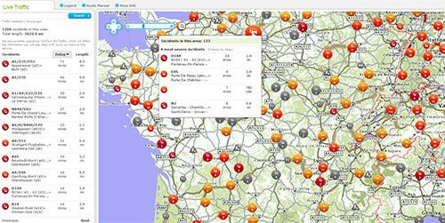 TomTom LiveTraffic France 500px