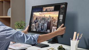 """Nos lecteurs évaluent l'écran 32"""" Samsung Space Monitor"""
