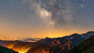 Étoiles dans le ciel de rencontres commentaires