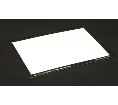 Adobe White Balance Card