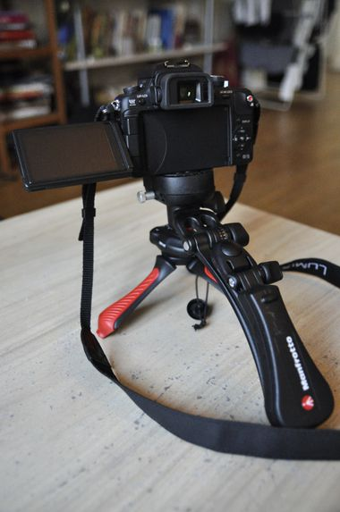 Manfrotto Modosteady 585 test review