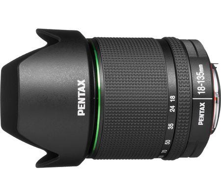 Pentax smc 18-135 mm f/3,5-5,6