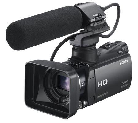 Sony HXR-MC50