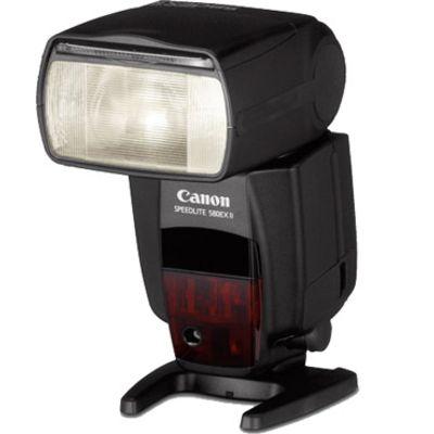 Test Flash Cobra Canon SpeedLite 580 EX II