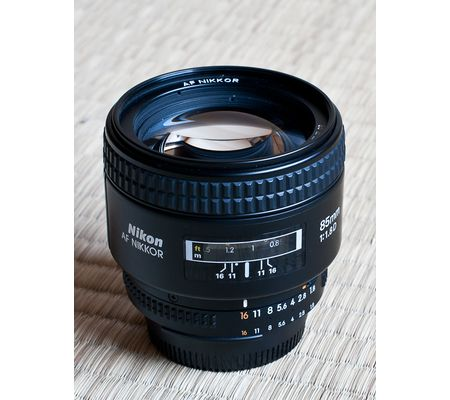Nikon Nikkor 85mm f/1.8D