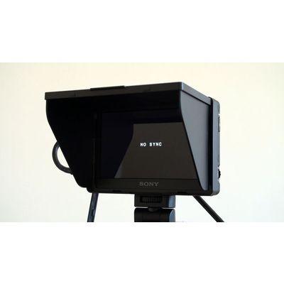 Test de l'écran LCD Sony CLM-V55