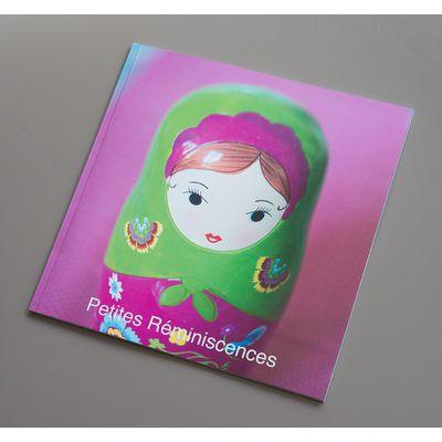 Test livre album photo  Négatif Plus 21,4x21,4 cm