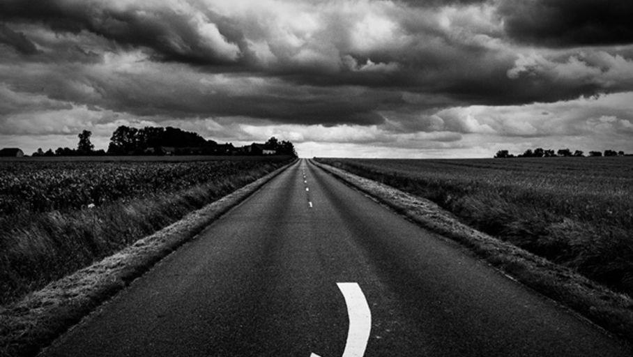 La Photographie En Noir Blanc Le Paysage Les Numeriques