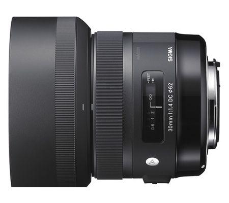 Sigma 30 mm f/1,4 DC
