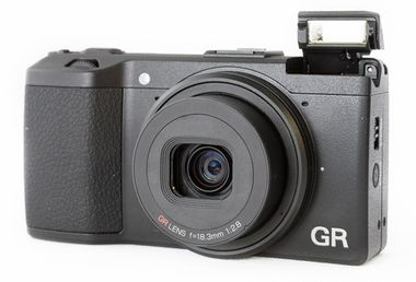 Ricoh GR test review prise en mains