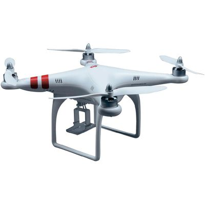 Test drone DJI Phantom