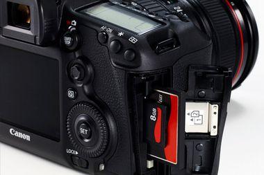 Le format raw en vidéo avec les reflex Canon - Les Numériques