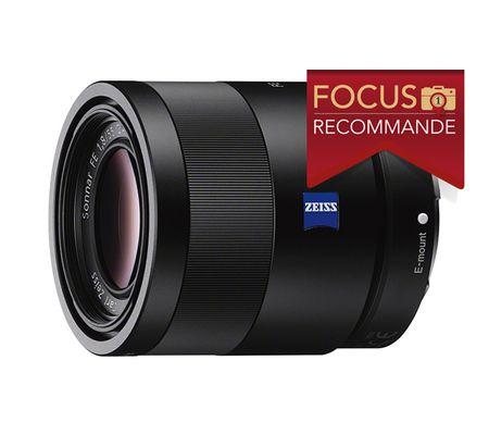 Sony FE 55 mm f/1,8 Zeiss