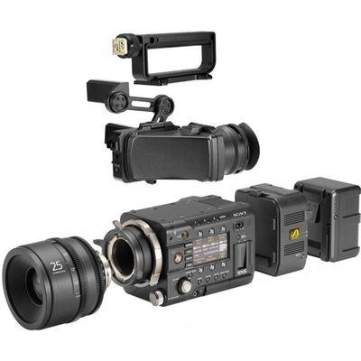 Test Sony F5 / F55, le 4K pour le cinéma