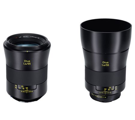 Zeiss Otus 55 mm f/1,4