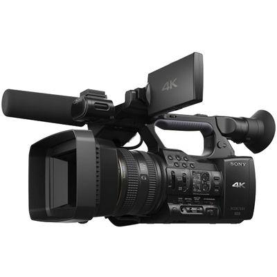 Test Sony PXW-Z100 4K