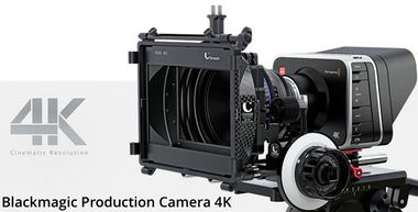 BlackmagicDesign 4K Cinema
