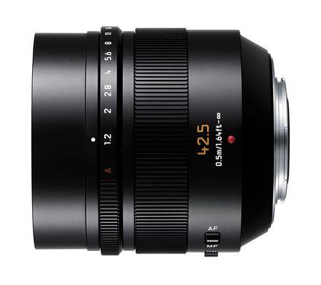 Panasonic Leica DG Nocticron 42,5 mm f/1,2 ASPH