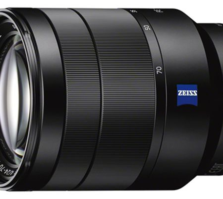 Sony FE 24-70 mm f/4 Zeiss