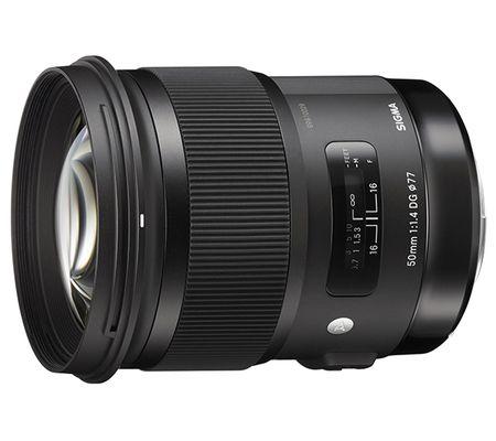 Sigma Art 50 mm f/1,4 DG HSM