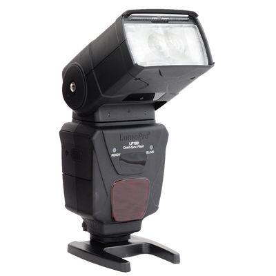 Test flash LumoPro LP 180 Quad-Sync Flash