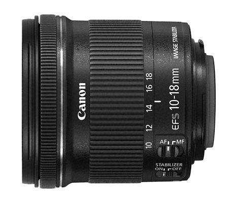 c381819022 Canon EF-S 10-18 mm f/4,5-5,6 IS STM : test, prix et fiche technique -  Objectif - Les Numériques