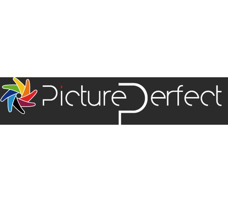 Picture Perfect Livre photo premium carré