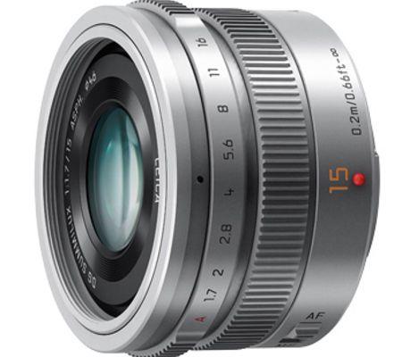 Panasonic Leica Summilux 15 mm f/1,7