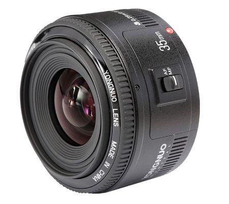 Yongnuo EF 35 mm f/2