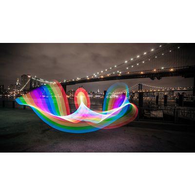 Tube lumineux Pixelstick