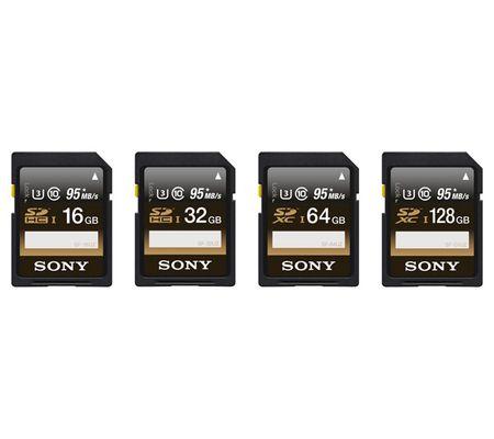 Sony SFUZ SDHC/SDXC UHS-I U3