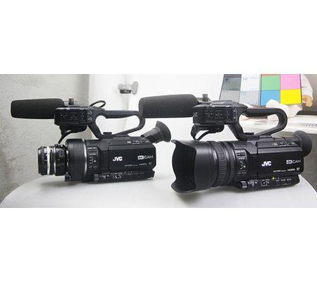 JVC HM200 / LS300