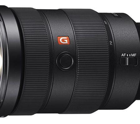 Sony G Master FE 24-70 mm f/2,8