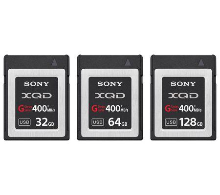 Sony XQD Série G
