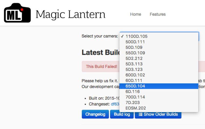 Comment installer le logiciel Magic Lantern ? - Les Numériques