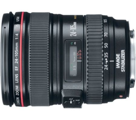 Canon EF 24-105 mm f/4 L IS USM
