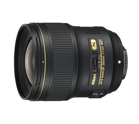 Nikon AF-S Nikkor 28 mm f/1,4E ED