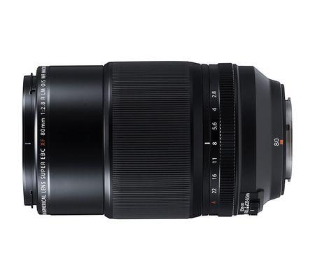 Fujifilm Fujinon XF 80 mm f/2,8 R LM OIS WR