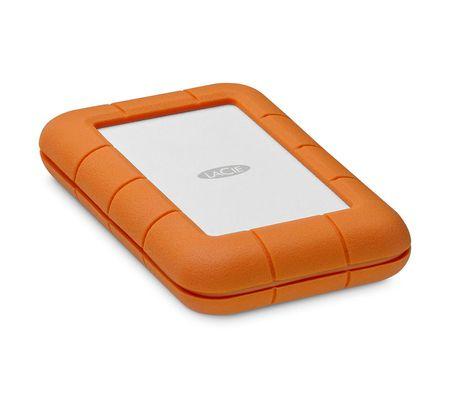LaCie Rugged Thunderbolt USB-C SSD 1 To